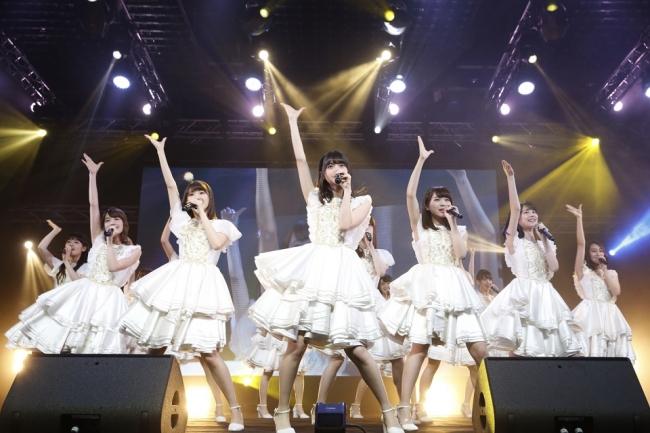 乃木坂46アジア初進出!シンガポール公演が大盛況にて終了!来年2月には香港でも