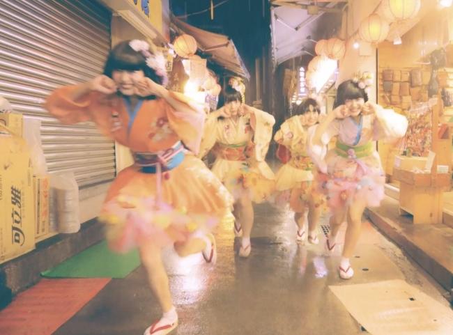 MV「雨」が台湾、タイなどアジアで話題!SAGEMON GIRLSはいまや福岡・美少女の登竜門!?