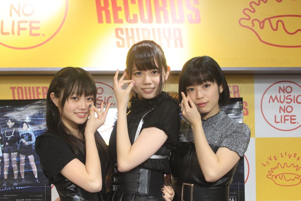 2018年3月7日・メジャーデビュー日!ONEPIXCEL、ドラゴンボール超ED『LAGRIMA』リリース記念イベントが大盛況!