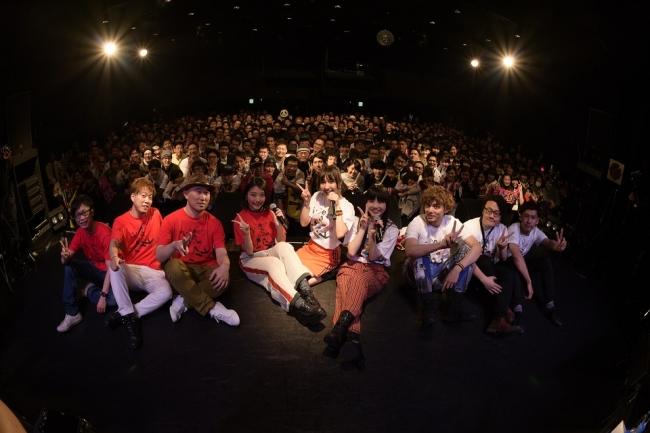 「私たちが行きます!」J☆Dee'Zがワンマンライブにて発表!8月約3年ぶりの東名阪ツアー開催!!