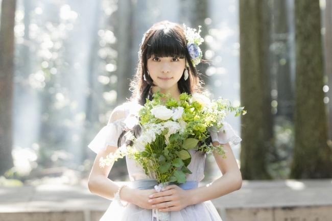 4月25日にニューアルバム「きみが散る」発売の寺嶋由芙、新アーティスト写真が公開!