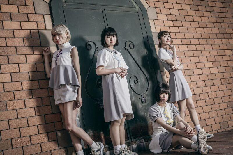 エレクトリックリボンが7月17日にシングル「COLOR*COLOR」をリリース! 制作には岩田アッチュ、zakbeeら