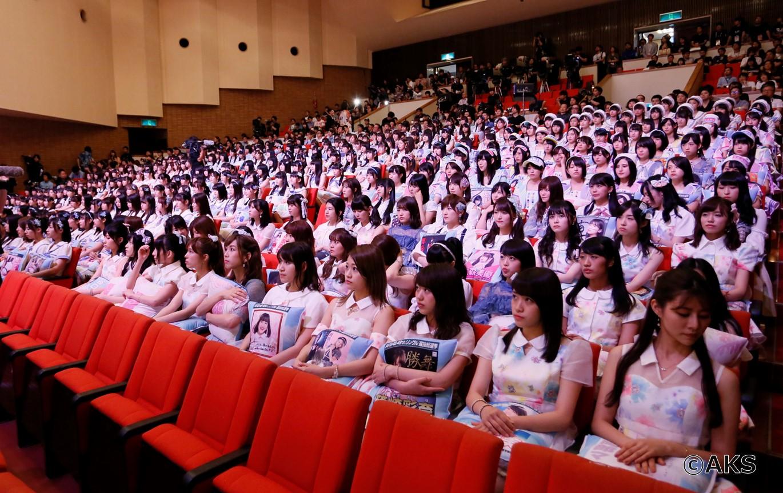 スカパー!にて6月16日午前10時30分~!『AKB48 53rd シングル 世界選抜総選挙 ~コンサートから午後8時まで独占生中継~』