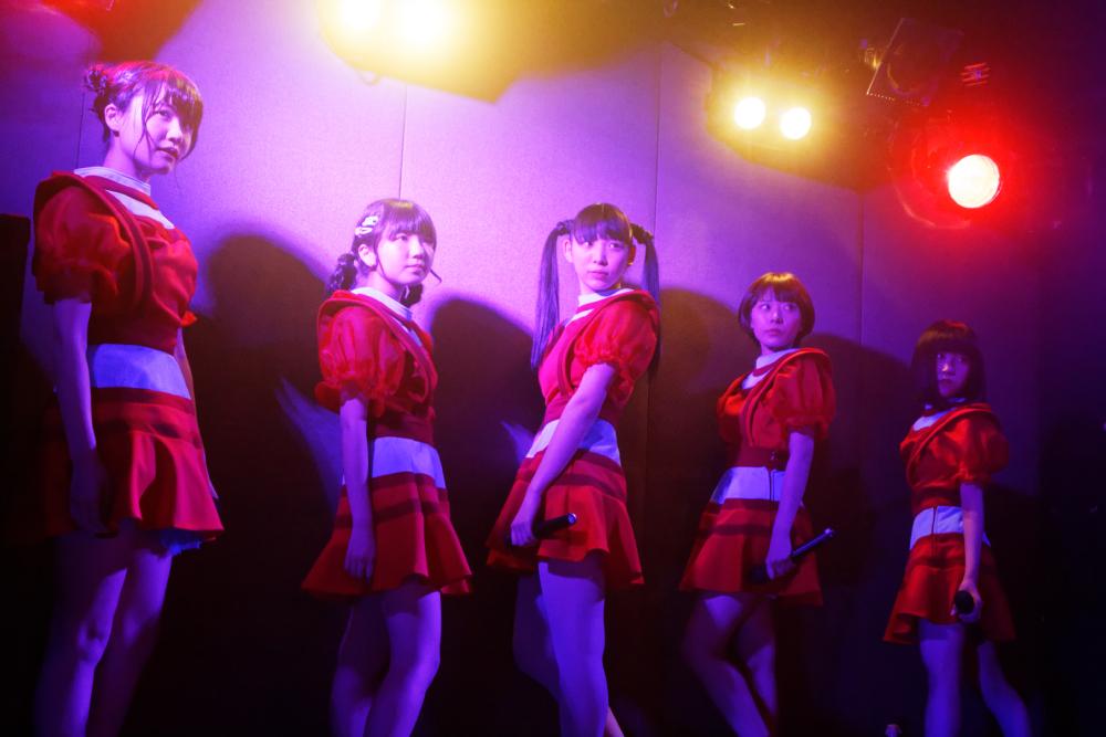 SAKA-SAMA新メンバー×新衣装×新曲2曲初披露!ドリームポップに新体制スタート