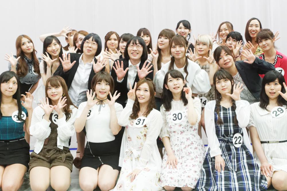 「恵比寿マスカッツ 1.5」の新メンバーに桐谷まつり、桜もこ、架乃ゆらなど21名決定!オーディションの模様は番組にて7.11放送