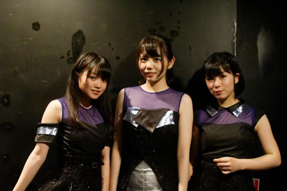 ONEPIXCELがメジャー2ndシングルのリリースイベントをスタート!傳彩夏プロデュースの新衣装披露も