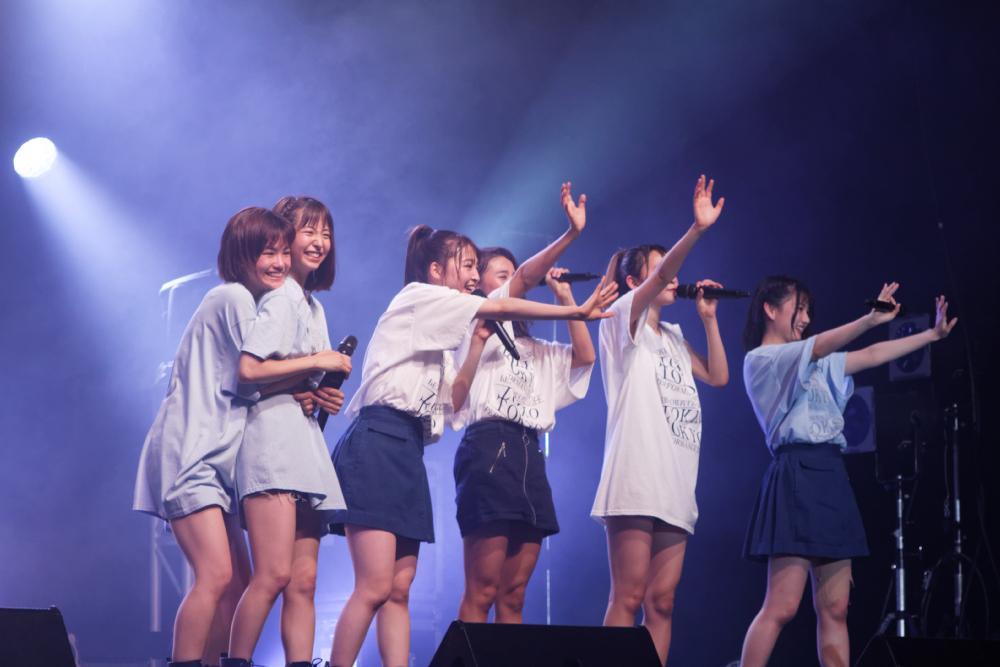 東京パフォーマンスドール結成5周年記念ワンマン!弾けるパフォーマンスと輝く笑顔、そして6人の新たな物語