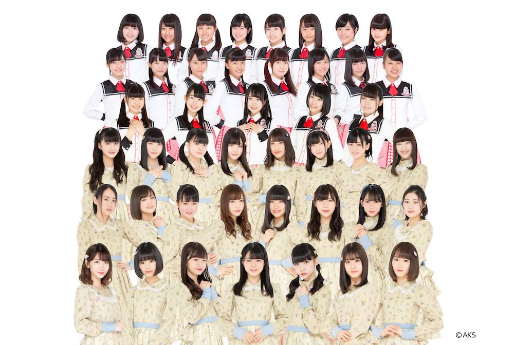 TIF2018にSKE48、NGT48出演決定。6月30日放送「この指と~まれ!Season2」では矢吹奈子コーナーにて総選挙レポも