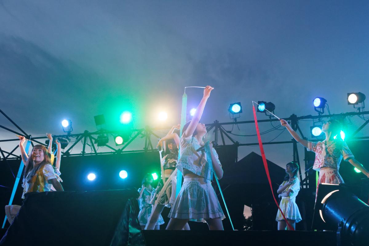 でんぱ組.incの熱いステージに注目のコラボも!「アイドル横丁夏まつり!!〜2018〜」2日目