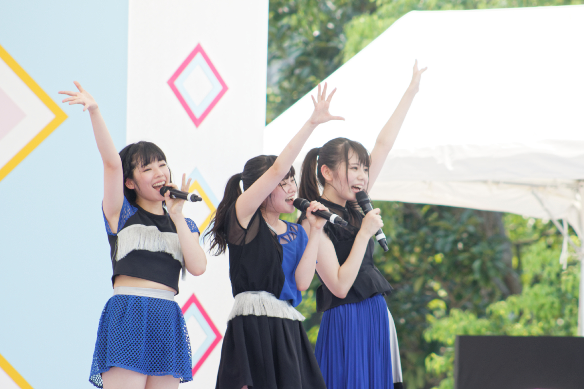 【TIF2018 / REPORT!】SMILE、SKYとONEPIXCELの2ステージをレポート!夜空に響く『We Go Now』