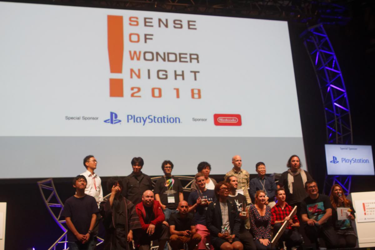 【TGS2018】今年も世界各地のセンスオブワンダーなゲームが集結!「SOWN2018」は個性あふれる8作品