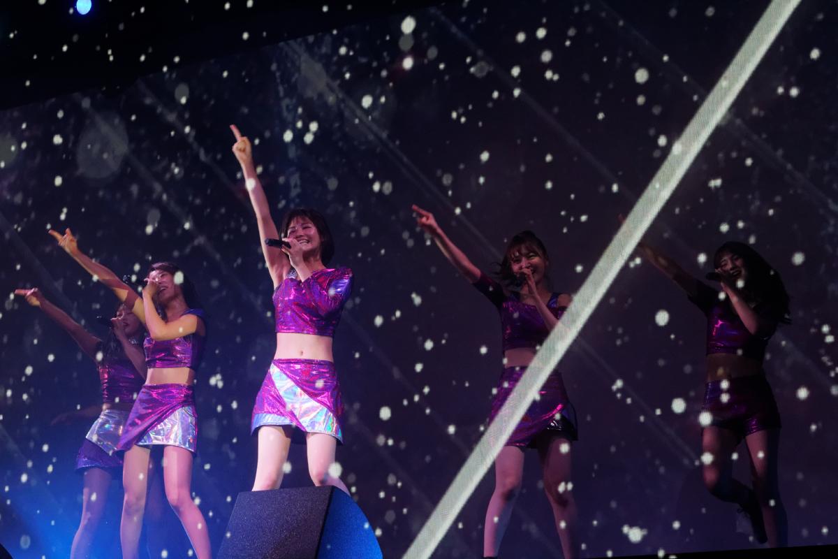 """""""ホログラフィック×アイドルライブ""""の新感覚ライブ「Future LIVE~複合現実~vol.4」とは?TPDのステージをレポート"""