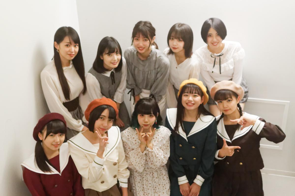さんみゅ~、ハコムス、橘はるか参加!昭和アイドルカバー「ぼくらのプレシャス」リリース記念ライブで全曲披露