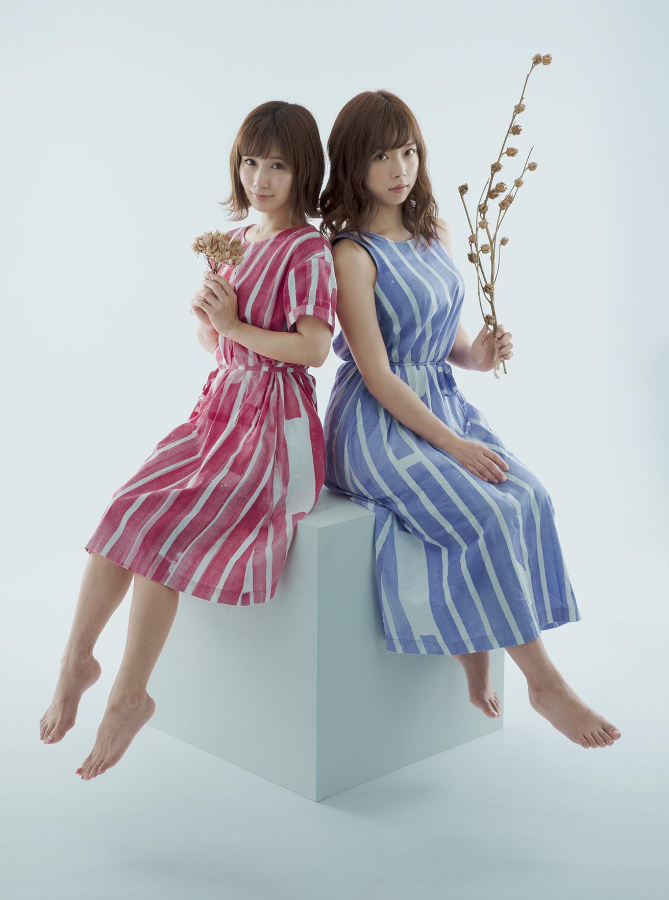 おとといフライデー(小島みなみ・紗倉まな)が新シングル『東京/ウォーシャンハニー』を11.30の金曜日にリリース