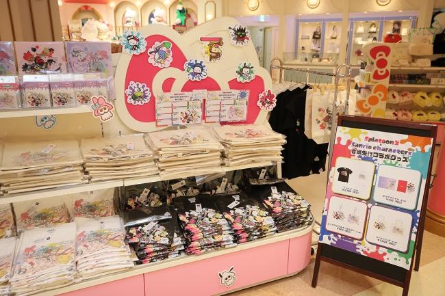 スプラトゥーン2×サンリオキャラクターズ コラボ記念イベントinサンリオピューロランドがスタート!