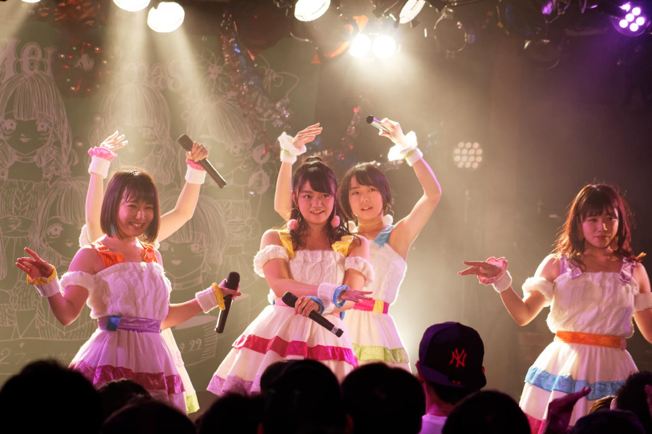 アプガ(2)が青春に輝く7人最後の単独ライブ!そして新メンバーオーディション、BLITZワンマンをサプライズ発表