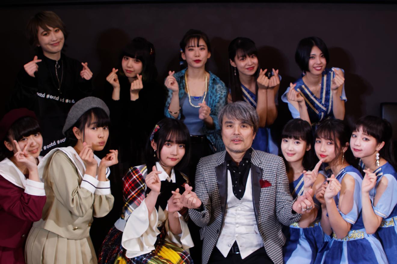 井上ヨシマサが楽曲制作を振り返る!AKB48矢作萌夏、さんみゅ~らが登場「昭和アイドルアーカイブス 2018 winter」