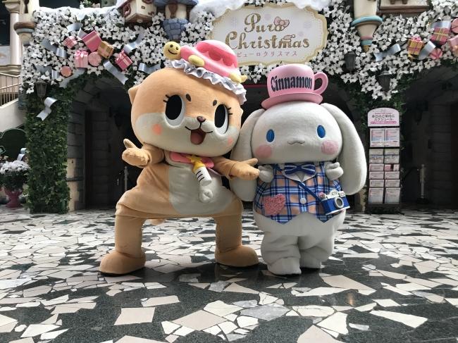 大人気のちぃたん☆がピューロランドに遊びに来る!限定グッズほか、チェキ会やパレードにも登場