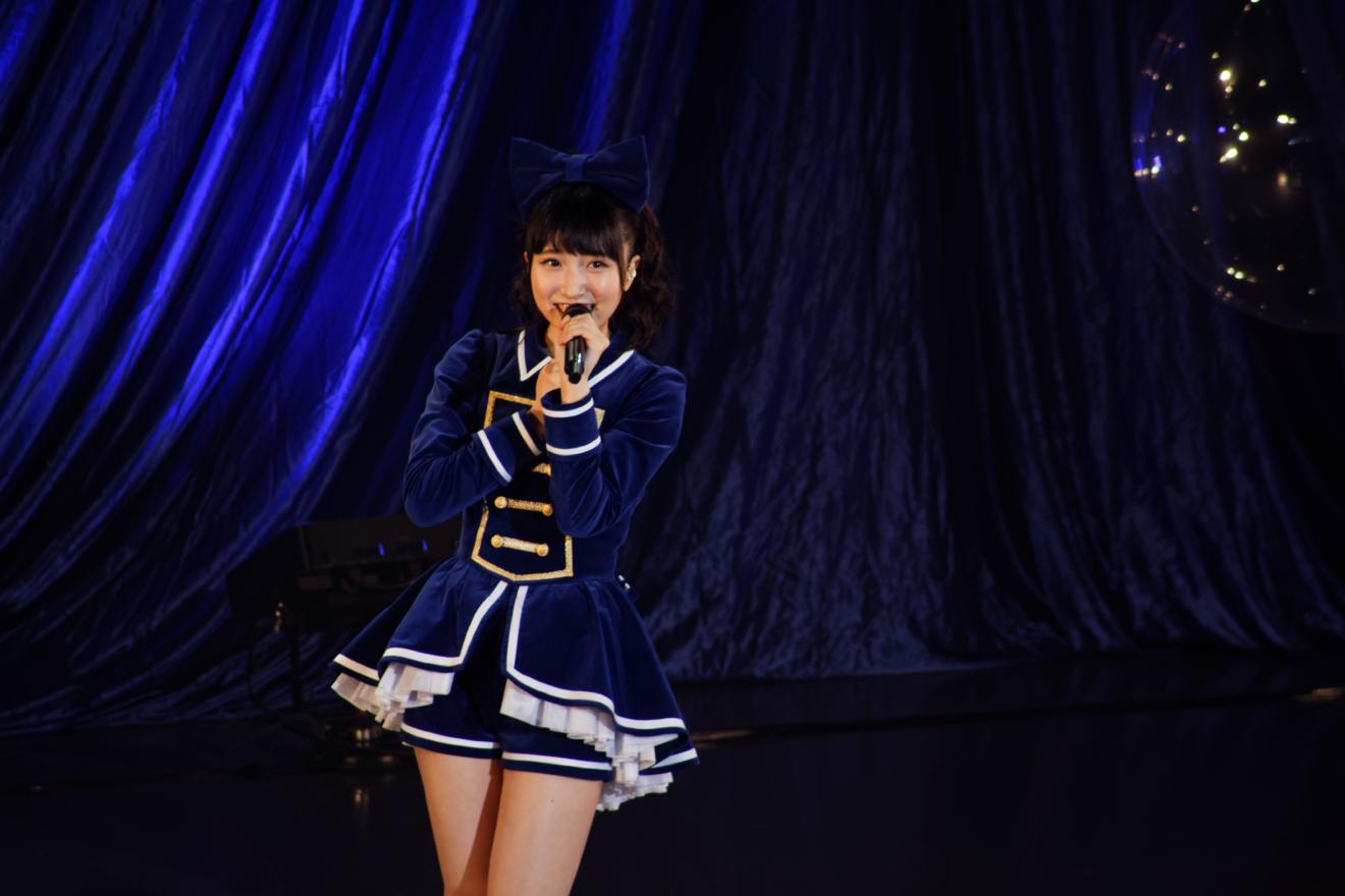 山崎エリイが新曲となる『デート・ア・ライブⅢ』EDテーマを初披露!キュートからクールまで魅力を詰め込んだワンマンライブ
