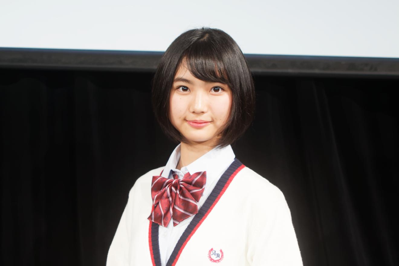 制服アワードにて「LOOP HAKATA賞」を受賞!キラキラ笑顔の元気っこ、井上乃ノ歌さんにインタビュー