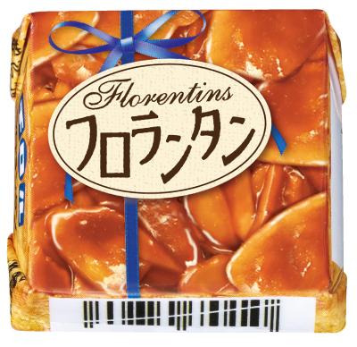新商品「チロルチョコ〈フロランタン〉」が登場!アーモンドスライスなどのザクザク食感