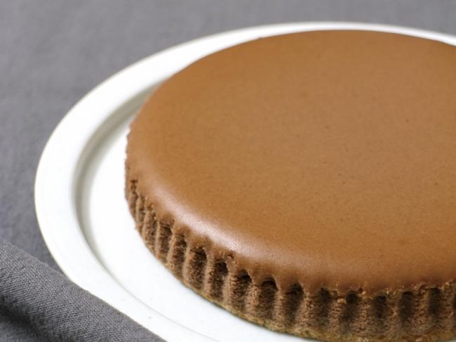 チョコレートとチーズが融合!まさかの新感覚のケーキ「チョコレートチーズケーキ」が新発売