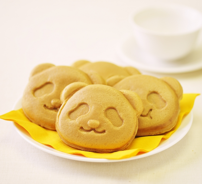 銀座コージーコーナーが2月1日に上野限定スイーツ「パンダ焼き」の新作テイスト「濃い苺」味を発売!