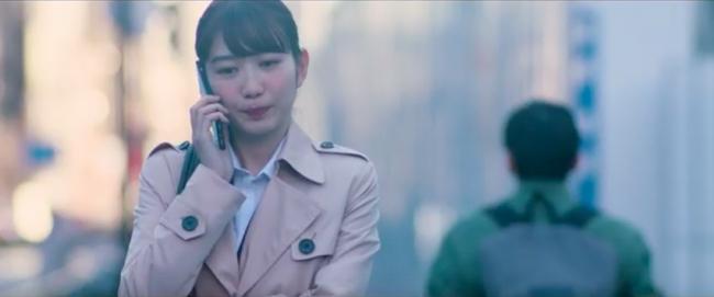 岡本夏美出演、2020年新卒向けの就活生応援Web動画「Building Symphony」が公開!特設サイトではインタビュー・メイキングも