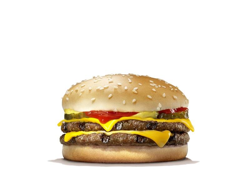 バーガーキングⓇで新商品『ダブルチーズバーガー』が 期間限定で発売!「ダブルvsダブル」キャンペーンなど盛りだくさん