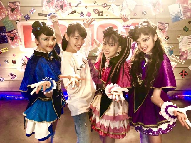 4月7日スタートの『ひみつ×戦士 ファントミラージュ!』 に『ガールズ×戦士シリーズ』メインキャストがゲスト出演決定!
