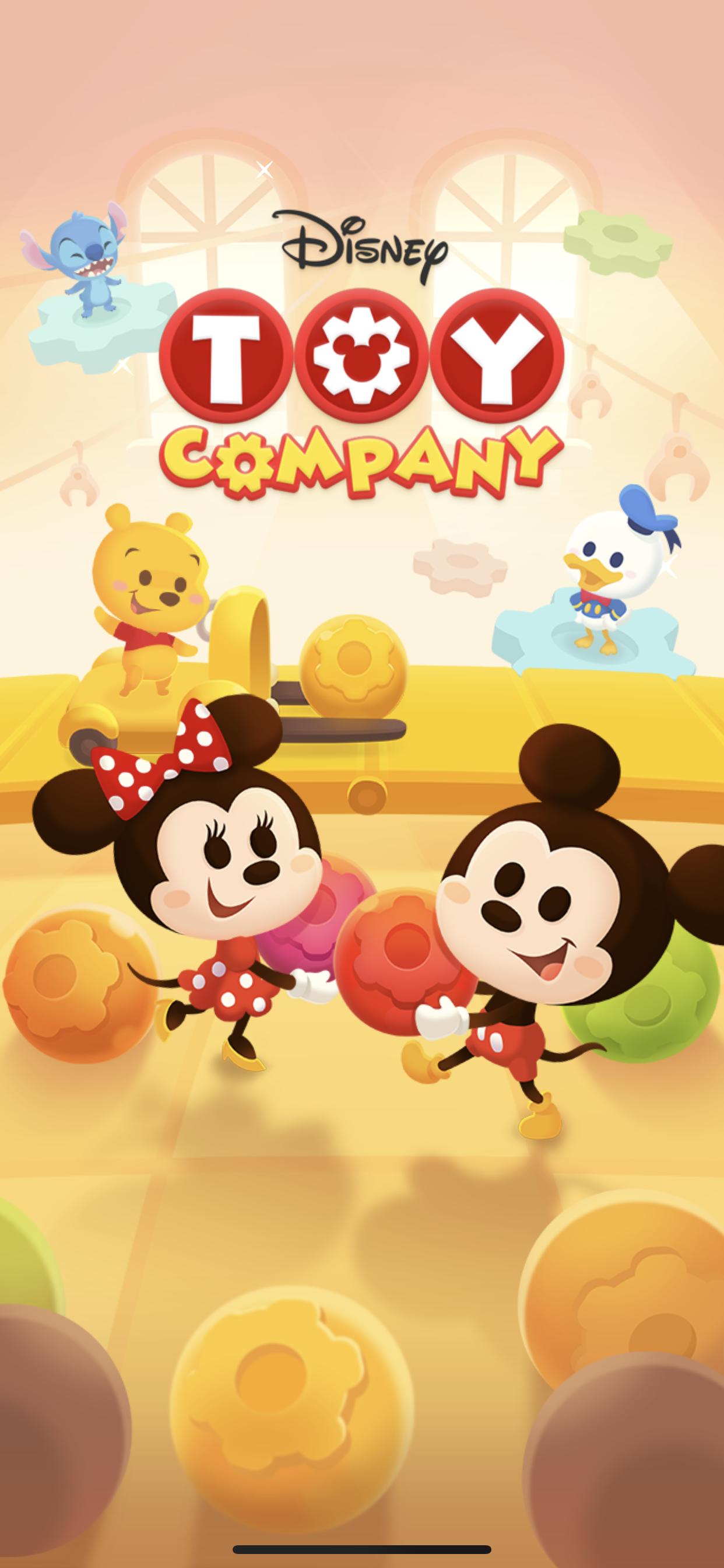 「LINE:ディズニー トイカンパニー」がいよいよリリース!カワイイ「トイ」のお手伝い、新感覚パズルゲームをレポート