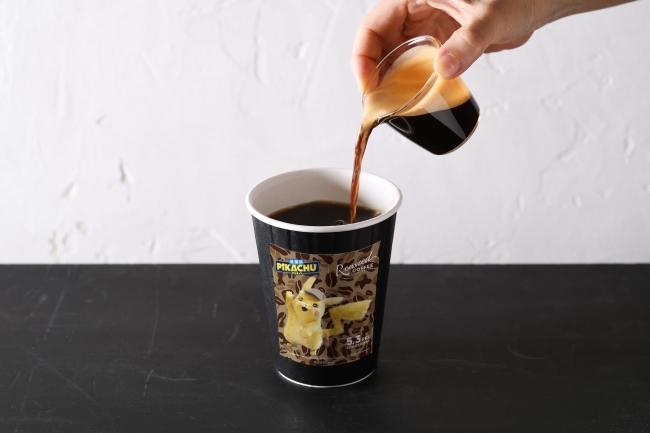コーヒー好きな「名探偵ピカチュウ」とのコラボドリンク3種登場!「Roasted COFFEE LABORATORY」にて4月26日より