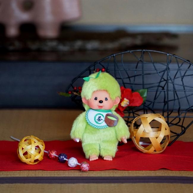 モンチッチカフェ・プラススクレートにて「お花見抹茶フェア」が開催!抹茶を使ったデザートやドリンクが登場