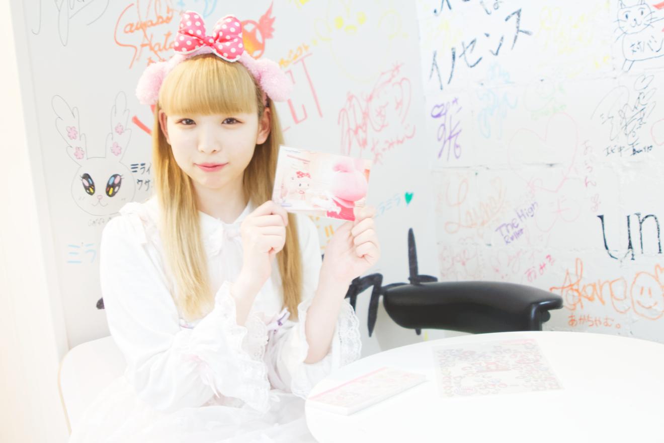 『2019年サンリオキャラクター大賞』記念、アイドルの推しキャラインタビュー!SAKA-SAMA・ここねんの「ピアノ」