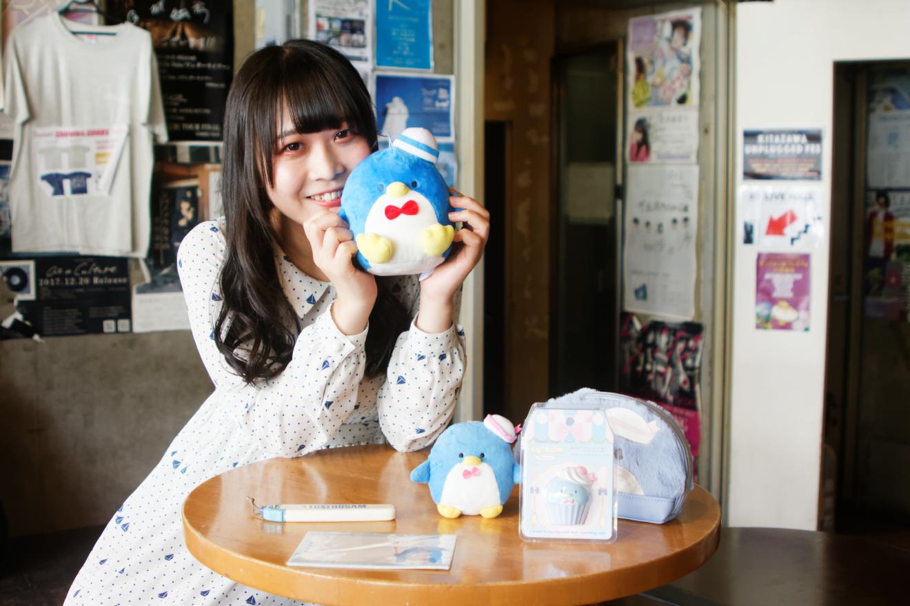『2019年サンリオキャラクター大賞』記念、アイドルの推しキャラインタビュー!tipToe.・花咲なつみさんの「タキシードサム」