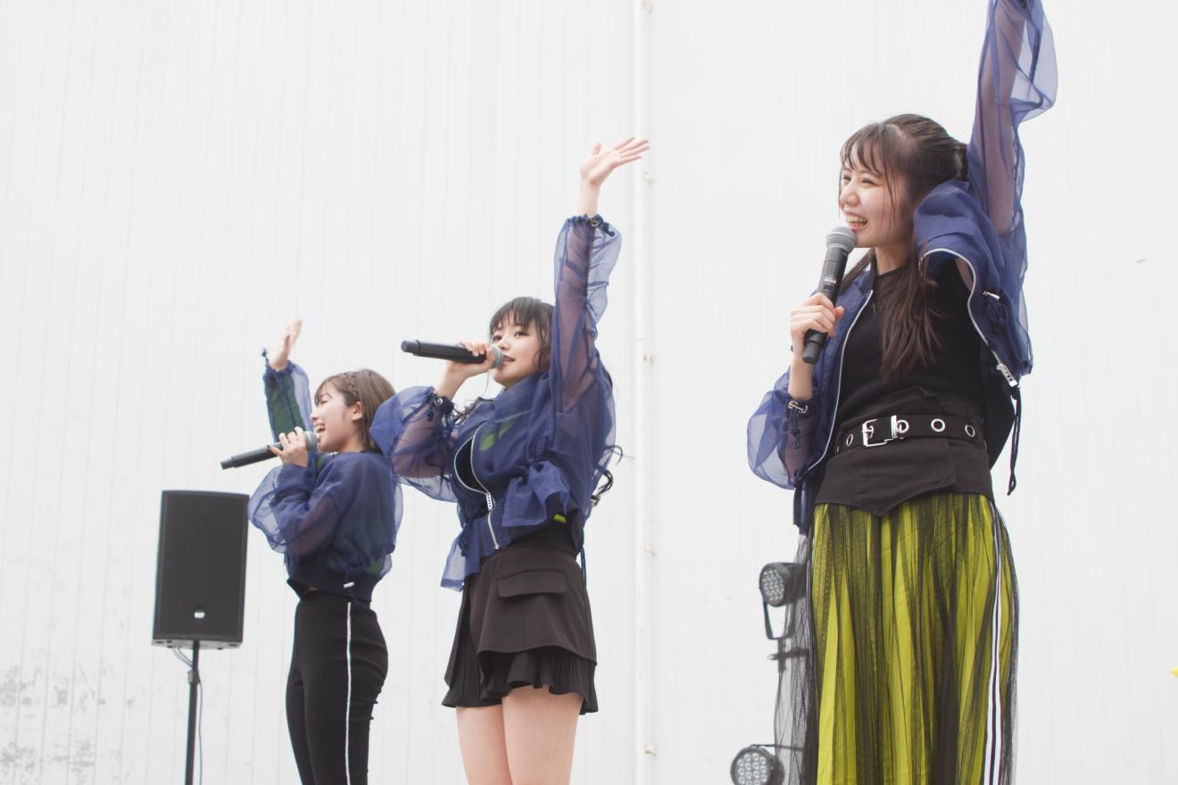 「ギュウ農フェス春のSP2019」ピックアップ!ONEPIXCELが新シングル収録の『Final Call』『Slow Motion』を披露し熱いステージに