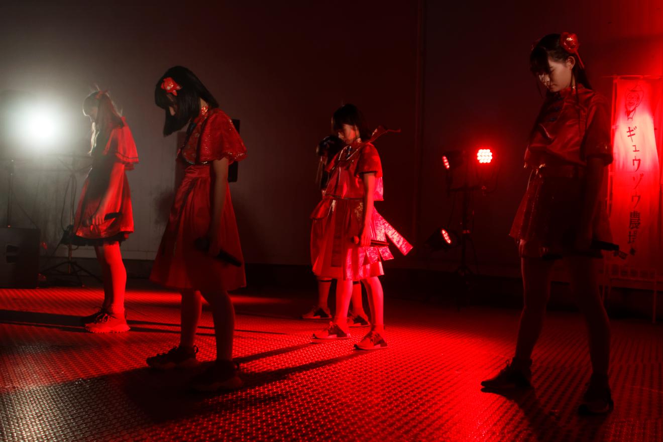 「ギュウ農フェス春のSP2019」ピックアップ!SAKA-SAMAが宵の野外ステージを個性で魅せる