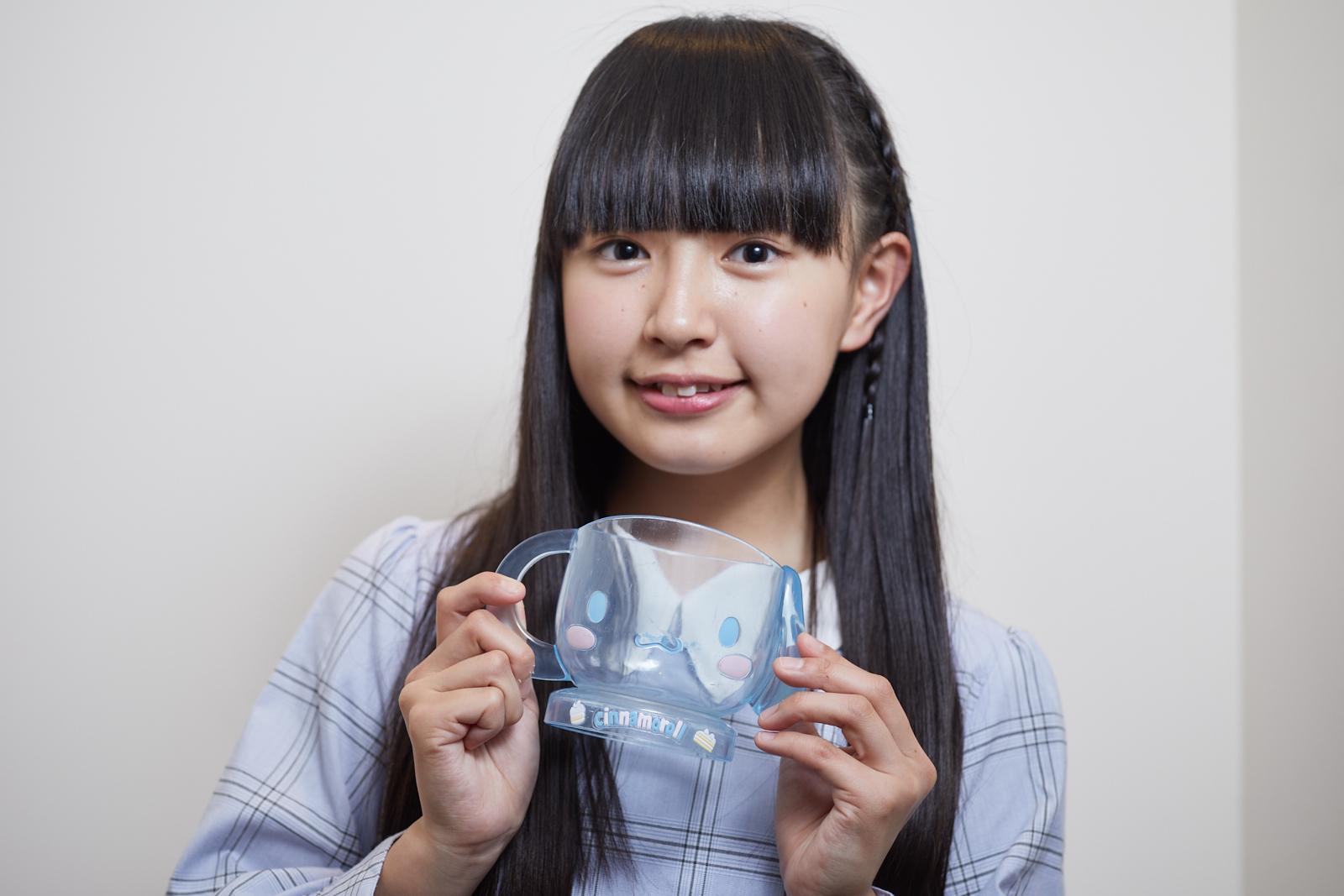 『2019年サンリオキャラクター大賞』記念、アイドルの推しキャラインタビュー!ハコムス・塩野虹さんの「シナモン」