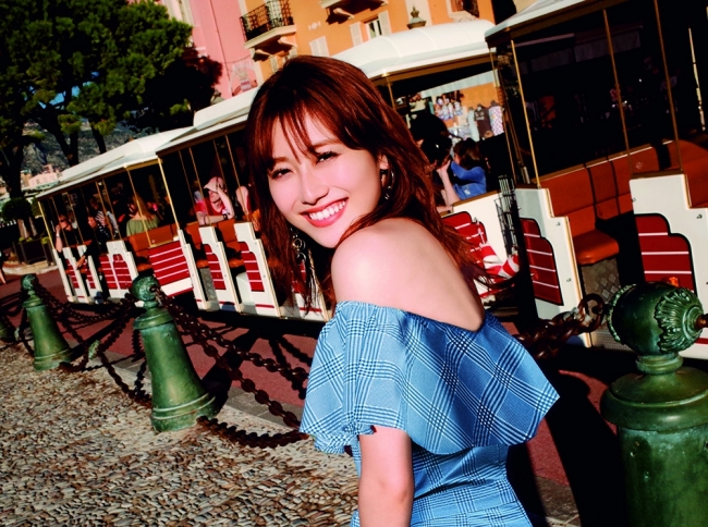 欅坂46 守屋茜1st写真集が2019年6月26日(水)発売決定!「一度は行ってみたかった」守屋憧れのモナコで撮り下ろし