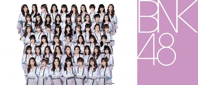 """TIF2019にタイの国民的アイドル""""BNK48″の出演が決定!Music、Newら6名が登場"""