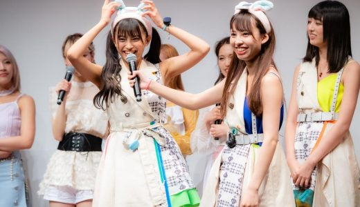 マジカル・パンチライン&CHERRSEEの対バン企画!「週刊SPA!」創刊31周年記念イベントにてアイドル祭りが大盛況