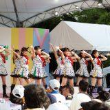 """【TIF2019レポ!】AKB48フレッシュ選抜が元気いっぱいのパフォーマンス!""""楽しい夏の思い出""""に"""