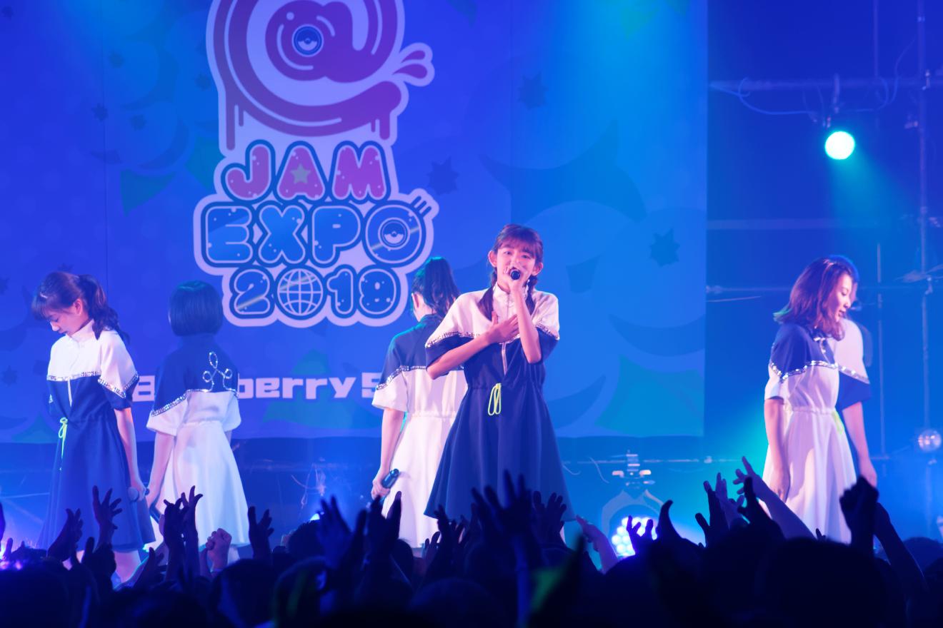 CROWN POPが「@JAM EXPO 2019」ブルーベリーステージに登場!力強いステージで会場一体に【@JAM EXPO 2019レポ】