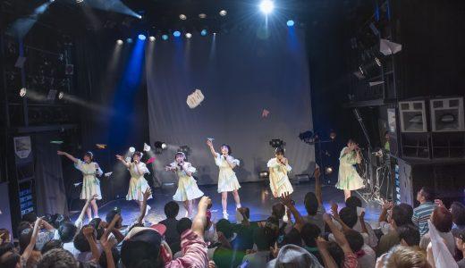 東宝芸能発の6人組ガールズユニットPiXMiXがメジャーデビュー決定!ワンマンライブにて涙のチャレンジ達成