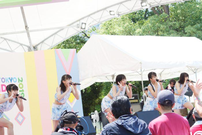 【TIF2019レポ!】ハロプロ研修生ユニットが「TIF2019」に登場!3曲を熱唱し爽やかなステージに