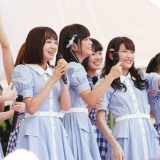 【TIF2019レポ!】「青春高校3年C組」女子アイドル部が爽やかにパフォーマンス!『青春のスピード』を駆け抜ける
