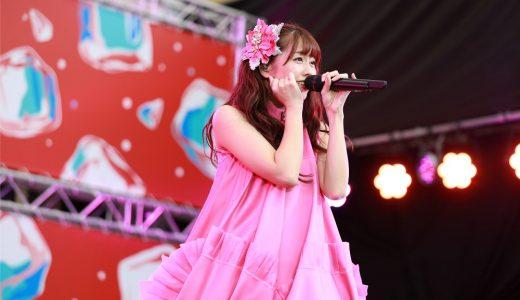 「愛踊祭2019」スペシャルイベントにももクロ佐々木彩夏登場!こぶしファクトリー、 わーすた、BEYOOOOONDSらが盛り上げる