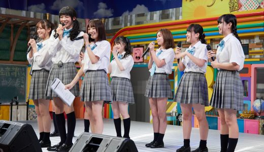 「青春高校3年C組」スタジオでの女子公演をレポート!部活パフォーマンスにトークコーナーなど内容も盛りだくさん