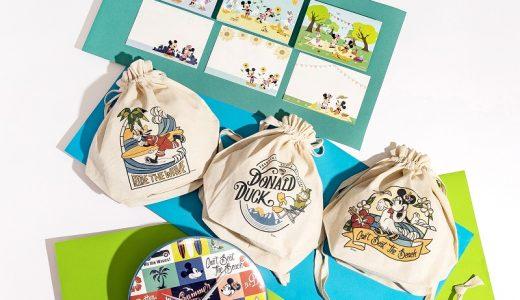ディズニーストア『Summer FUNキャンペーン』開催!店舗・オンラインにてカワイイ缶時計や巾着などが当たる