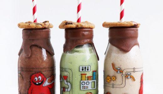 クッキータイム原宿から続々新登場!キュートで冷たいサマー限定のフローズンミルクボトルが発売中
